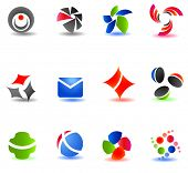 Different modern icons for your design (part 2). Please visit my gallery to see similar.