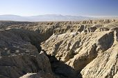 picture of anza  - A slot canyon in the Anza - JPG