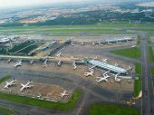 Aerial View - Airport