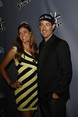 LOS ANGELES - JUNE 29: Carson Daly; Siri Pinter at the 'The Voice' Live Finale After Party at the Av