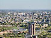 Spring In The Vilnius City - Aerial Photo
