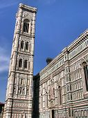 Florentine Duomo And Giotto Tower