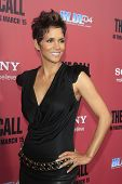 LOS ANGELES, CA - MAR 5: Halle Berry at the premiere of Tri Star Pictures' 'The Call' at ArcLight Ci