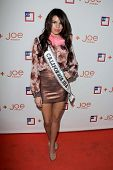 LOS ANGELES - MAR 7:  Mabelynn Capeluj arrives at the introduction of Joe Fresh at JCP at the Joe Fr