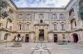 Palacio de Vilhena en Mdina, Malta