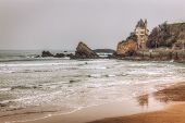 Castle in Biarritz France