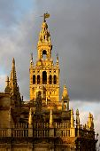 Seville Cathedral Detail Spain