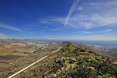 The Valley Of A Thousand Palms,  Lanzarote, Canary Islands, Spain