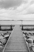 Empty Pier