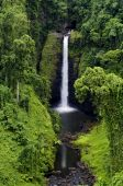 Waterfall In Samoa
