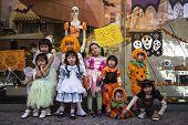 Halloween in Kawasaki, Japan - 2013