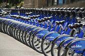 Citi Bikes Manhattan