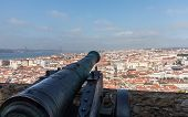 View Over Lisbon Portugal