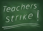 Teachers-strike