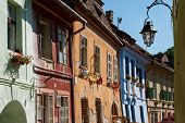 Houses Of Sighisoara