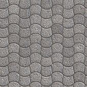 image of trapezoid  - Gray Granular Pavement  - JPG