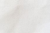 Texture And Detail Of Canvas Background Pattern