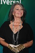 LAS VEGAS - APR 8:  Roseanne Barr at the NBCUniversal Summer Press Day at Huntington Langham Hotel o