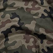 Camouflage pattern, a background
