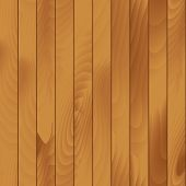 pic of wood pieces  - Vector Illustration of Seamless Wood Plank Texture Background - JPG