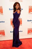 NEW YORK-APR 9: Model Selita Ebanks attends the Food Bank for New York City's Can Do Awards Dinner G