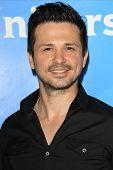 PASADENA - APR 8: Freddy Rodriguez at the NBC/Universal's 2014 Summer Press Day held at the Langham Hotel on April 8, 2014 in Pasadena, California