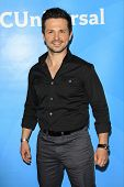 PASADENA - APR 8: Freddy Rodriguez at the NBC/Universal's 2014 Summer Press Day held at the Langham