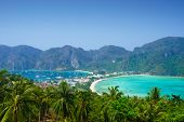 Phi Phi Island, Krabi, Southern Of Thailand