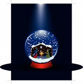 Christmas Glass Ball