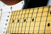 picture of stratocaster  - cool electric guitar - JPG