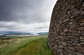 View From Grianan Of Aileach