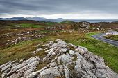 Donegal Rugged Landscape