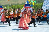 Children Dance, World Mongolians Convention