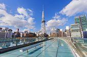 Nagoya Television Tower in Sakae distric