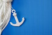 picture of passenger ship  -  Ship anchor  - JPG