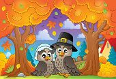 Thanksgiving theme image 6 - eps10 vector illustration.