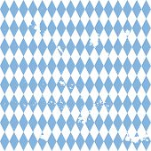 detailed illustration of a grungy bavarian background pattern, eps10 vector
