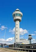 Amsterdam Airport Tower