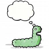 picture of caterpillar cartoon  - cartoon caterpillar - JPG