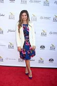 AVALON - SEP 27:  Danielle Fishel at the Catalina Film Festival Gala at the Casino on September 27, 2014 in Avalon, Catalina Island, CA