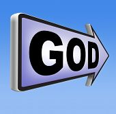 God and salvation search road to heaven religion god belief and praise the lord