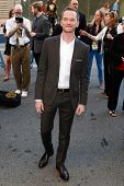 NEW YORK-SEP 26: Actor Neil Patrick Harris attends the