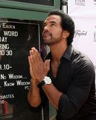 AVALON - SEP 27:  Kristoff St John at the