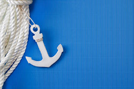 picture of anchor  -  Ship anchor  - JPG