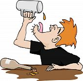 Drunkard's Empty Mug