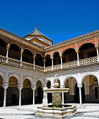 Courtyard of Casa de Pilatos, Seville