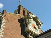 Independence Hall Clock