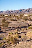 Abamdoned Buildings California Wild West Mojave Desert