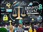 Employee Rights Employment Equality Job People Seminar Concept
