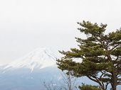Volcano Mount Fuji